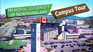 Download Cheapest University In Canada For International students | Memorial University Of Newfoundland Video