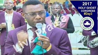 Download Powerful LIVE Praise @ RCCG 2017 HOLY GHOST CONGRESS #Day3 Video