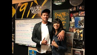 Download Tom Delonge Stops By 91X to Talk New AVA, To the Stars, Blink 182 & More! Video