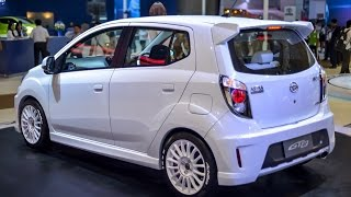 Download The New 2014 Perodua Axia Bodykit GT2 Concept Video