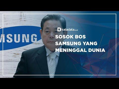 Sosok Bos Sambung yang Meninggal Dunia | Katadata Indonesia