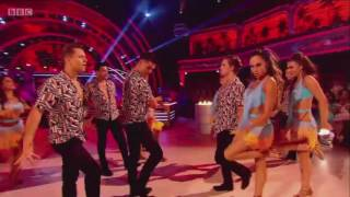 Download 030916 meet the pros at launch show - Conga dance Video
