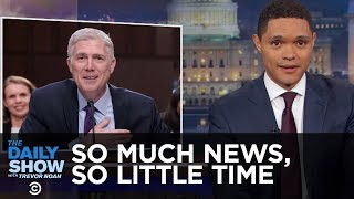 Download So Much News, So Little Time: The Daily Show Video