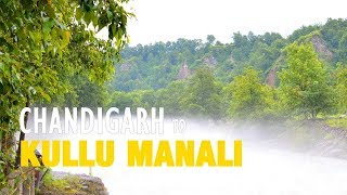 Download Road to Manali | Chandigarh to Manali by Road | Road Trip Video Video