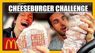 Download Kan vi äta 35 st Cheeseburgare? | Mcdonalds Video