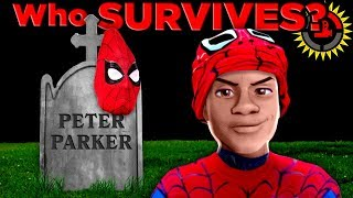 Download Film Theory: Spiderman vs Spiderman Battle Royale! Video