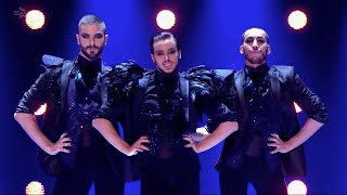 Download Yanis Marshall, Arnaud & Mehdi. Britains Got Talent ″Semi Final Performance″ GAYEST Medley ever! Video