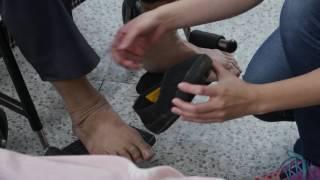 Download 居家服務照顧服務技巧示範短片-(05)輪椅上下床技術 Video