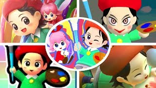Download All Adeleine Battles & Appearances in Kirby Games (1997-2018) Video
