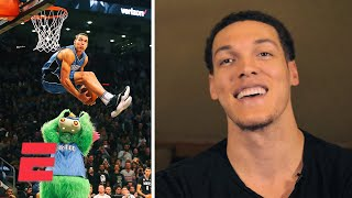 Download Aaron Gordon relives the 2016 NBA Slam Dunk Contest with Omar Raja | Hoop Streams Video