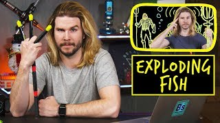 Download Exploding Fish | Because Science Footnotes Video