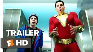 Download Shazam! Trailer #2 (2019) | Movieclips Trailers Video