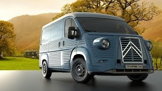 Download Type H 70th Anniversary Van Video