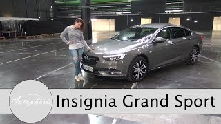 Download 2017 Opel Insignia Grand Sport 1.5 Turbo Test / Angriff auf die Mittelklasse - Autophorie Video