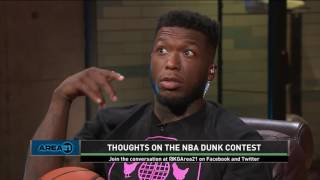 Download Area 21: Nate Robinson Talks Dunk Contest | Inside the NBA | NBA on TNT Video