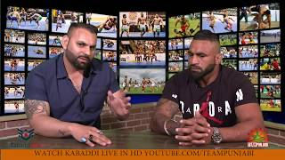 Download Khushi Dirba interview with Lucky Kurali on Team Punjabi Video