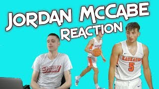 Download Professor Reacts to Jordan McCabe going off for 42 points! Video