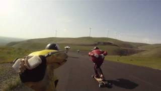 Download Motionboardshop - Maryhill Freeride - Downhill Speedboarding / longboarding Video