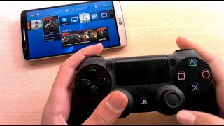 Download [Tutorial] PLAY PS4 on ANY ANDROID phone! UPDATED APK 2017! Video