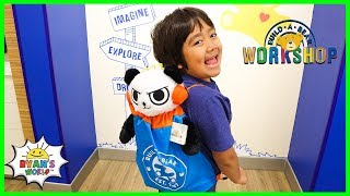 Download Ryan's first Combo Panda at Build-a-Bear Workshop!!! Video