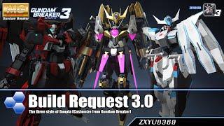 Download [PS4] Gundam Breaker 3 : Build Request [The Triple] Video