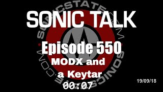 Download Sonic TALK 550 - Mo DX and a Keytar Video