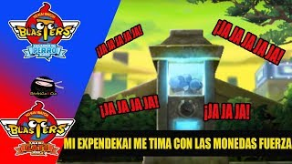 Download Gastando monedas fuerza en la expendekai | Mi perro blanco me tima | Yo-kai watch blasters Video