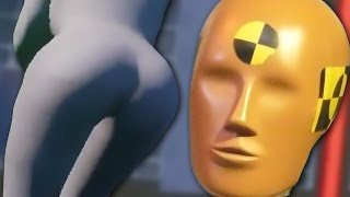 Download CRASH TEST DUMMY SIMULATOR - Whiplash: Crash Valley Video
