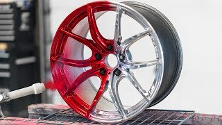 Download The Most Insane PowderCoat Wheel Color! Video