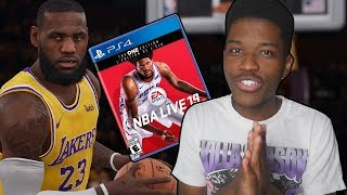 Download i tried to rebuild a team in NBA Live 19 and it was...interesting Video
