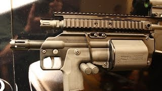 Download Crye Precision SIX12 Revolver Shotgun - SHOT Show 2014 Video
