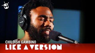 Download Childish Gambino - Sober (live on triple j) Video