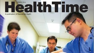 "Download Canadian hospitals getting into magazine business: ""Health Time"" or ""Wait Time""? Video"
