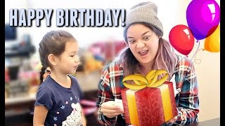 Download HAPPY BIRTHDAY TO THE BEST AUNTY NANNY IN THE WORLD! - ItsJudysLife Vlogs Video