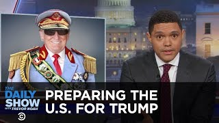 Download The Daily Show - How South Africa Could Prepare the U.S. for President Trump Video
