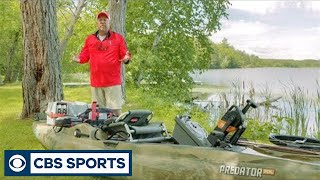 Download Smart Kayak Tackle and Gear Storage Solutions Video