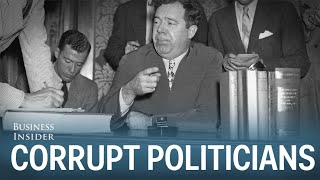 Download Forget Nixon — these are the most corrupt US politicians in history Video