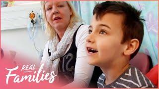 Download Little Boy Gets Meningitis | Temple Street Children's Hospital | Real Families Video