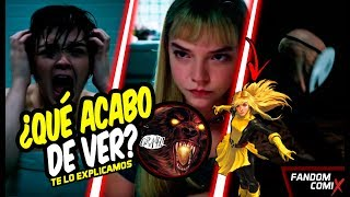 Download New mutants: Análisis del trailer y cosas que tal vez no viste Video
