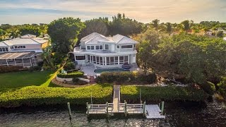 Download Majestic Bayfront Home in Longboat Key, Florida Video