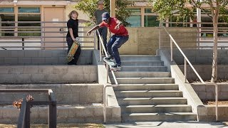 Download Zion Wright and Jamie Foy Get to Work in LA | Let's Get It Wright: Episode 3 Video