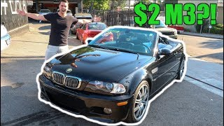 Download I'M GIVING AWAY AN E46 BMW M3!! (Here's how to win) Video