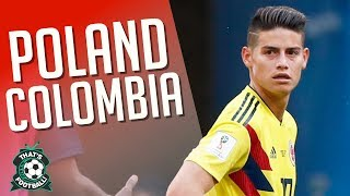 Download POLAND vs COLOMBIA World Cup 2018 LIVE Stream Watchalong Video