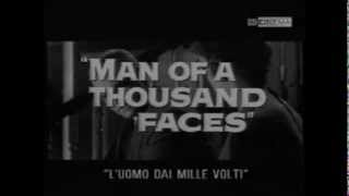 Download MAN OF A THOUSAND FACES - Original Trailer Video