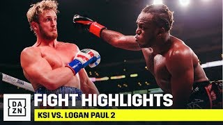Download HIGHLIGHTS | KSI vs. Logan Paul 2 Video
