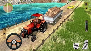 Download Heavy Tractor Cargo Transport Farmer Simulator (by Zygon Games) Android Gameplay [HD] Video