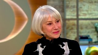 Download Acclaimed actress Helen Mirren on new movie, ″Collateral Beauty″ Video