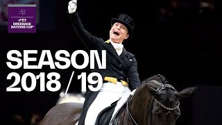 Download Get ready for the FEI Dressage World Cup™ - Season 2018/19 Video