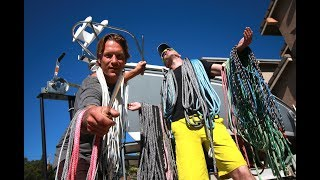Download Talking Sailing with Kraken Structures (Dyneema, Synthetic RIgging, & Boat building) Video