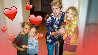 Download Taking Mini Cole and Sav on Hilarious Double Date!!! (Secret Crush Revealed...) Video